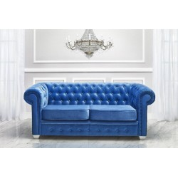 SOFA 2-OSOBOWA CHESTERFIELD
