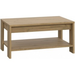 RAHISI CNTT511 stolik kawowy 90 cm z półką