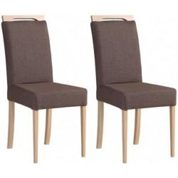 Rahisi VEGALTA KR0128-B99-INR24 krzesła komplet 2 szt