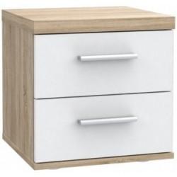 WINNIE WNK08 szafka nocna 38 cm z szufladami