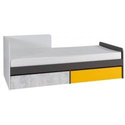 BRUNO 7 łóżko 90 cm młodzieżowe