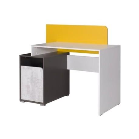 BRUNO 8 biurko 120 cm młodzieżowe