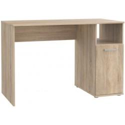 FORQUICK CPLB21N biurko młodzieżowe 110 cm dąb sonoma