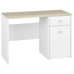 ELMO 19 biurko 117 cm z szufladą