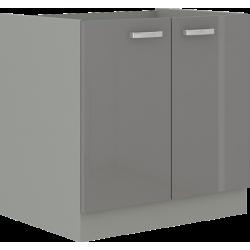 Grau 80 ZL 2F szafka zlewozmywakowa