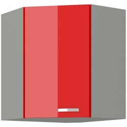Red 58x58 GN-72 1F szafka górna