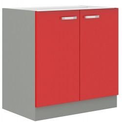 Red 80 D 2F szafka dolna dwudrzwiowa