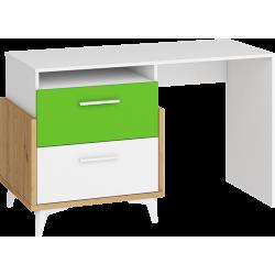 HEY 04 biurko 125 cm z szufladami