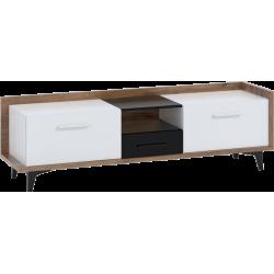 BOX 09 stolik RTV 165 cm z szufladą