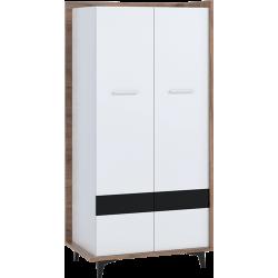 BOX 10 szafa 2D 95 cm dwudrzwiowa