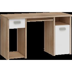 KITTY 01 biurko 125 cm z szufladą