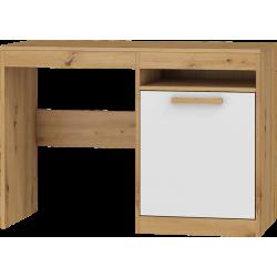 MAXIMUS 02 biurko 1D 110 cm komputerowe