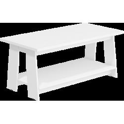 RACK RAC-02 ława 120 cm stolik kawowy z półką