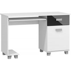 SOLO SOL-01 biurko 120 cm z półką na klawiaturę
