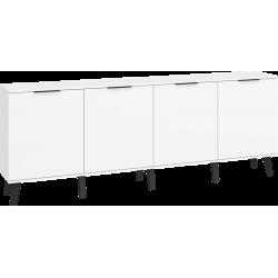 SVEN SVN-03 duża komoda 4D 240 cm na nóżkach
