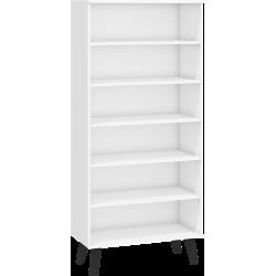 SVEN SVN-07 regał 80 cm z półkami na książki