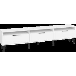 SVEN SVN-12 duży stolik RTV 3D 240 cm na nóżkach