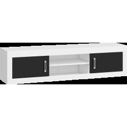 VERIN VRN-05 szafla RTV 2D 180 cm z półką
