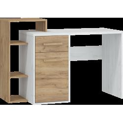 RIO 03 biurko jednodrzwiowe z szufladą