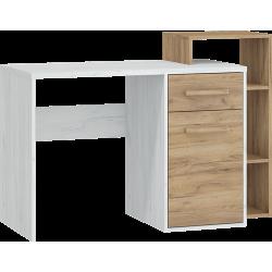 RIO 04 biurko jednodrzwiowe z szufladą