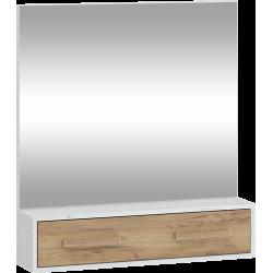RIO 10 lustro 84 cm wiszące z szufladą