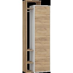 RIO 21 szafa 72 cm jednodrzwiowa z półkami
