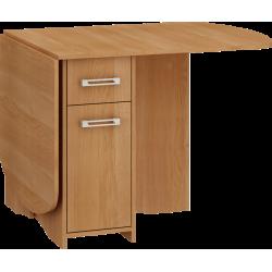 EXPERT X stół kuchenny 40 cm rozkładany do 160 cm