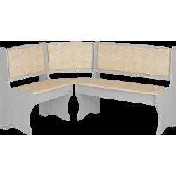 ZKU-01 kanapa narożna 155 cm kuchenna