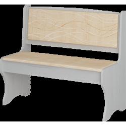 ZKU-02 kanapa prosta 104 cm kuchenna tapicerowana