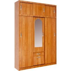 ALEKSANDER 2 szafa przesuwna 149 cm z lustrem i szufladą