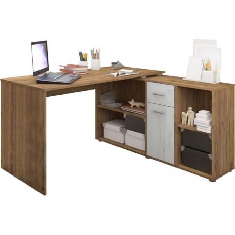 HANGER biurko wiszące 140 cm mocowane do ściany