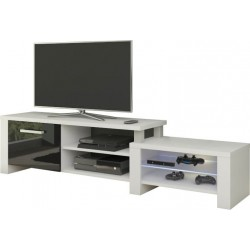 ORION szafka RTV 160 cm z półkami