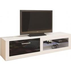 VIKI NEW szafka RTV 160 cm z półką