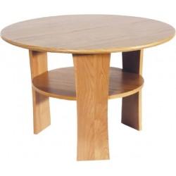 RING 1 D ława 75 cm stolik kawowy na z półką