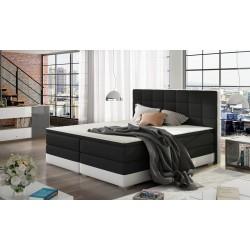 Damaso łóżko kontynentalne
