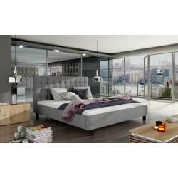 Mauro łóżko tapicerowane