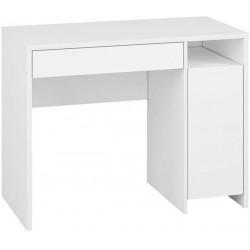 KENDO 02 biurko 102 cm z szufladą i szafką