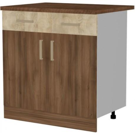 BLANKA D80S/1 szafka kuchenna dolna z szufladą