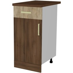 BLANKA D40S/1 szafka kuchenna dolna z szufladą
