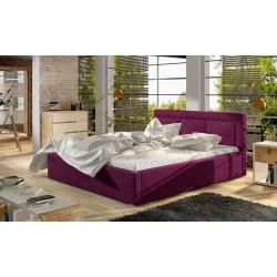 Belluno łóżko tapicerowane
