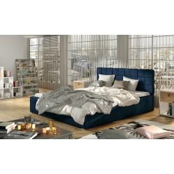 Grand łóżko tapicerowane