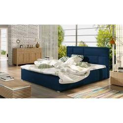 Latina łóżko tapicerowane