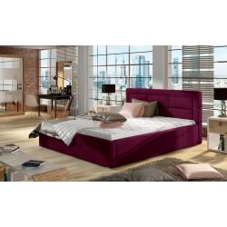 Rosano łóżko tapicerowane