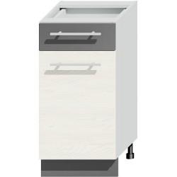 NEXT D40S1 P/L szafka kuchenna z szufladą