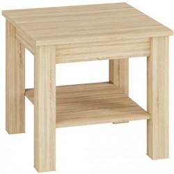 CASTEL ST 6501-001 ława 65 cm stolik kawowy półka
