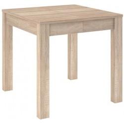 VEGA stół 80/230 cm dąb sonoma rozsuwany