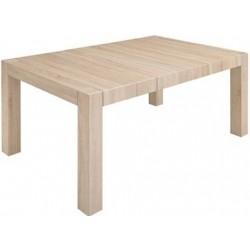 KASPIAN STO110DSO stół rozkładany 110-165 cm