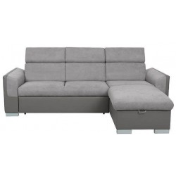 EVIA narożnik soro 90 grey+madryt 990 grey