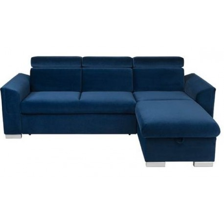 EVIA narożnik solo 263 blue