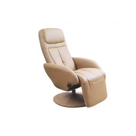 OPTIMA recliner beżowy